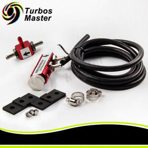Adjustable Racing Turbo 30 Psi Manual Boost Bypass Controller Kit Brand New