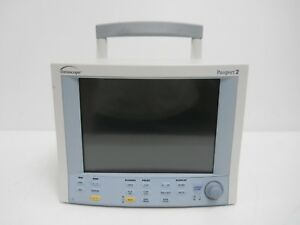 Datascope Passport 2 Patient Monitor 0998 00 0170 0136a a