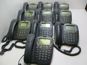 Lot Of 10 Avaya 5410 Office Business Phone System Digital Telephone T2 a18