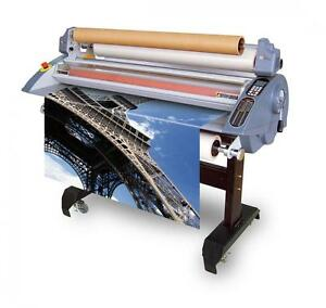 Royal Sovereign Rsc 1651lsh 65 Wide Format With Heat Assist Laminator