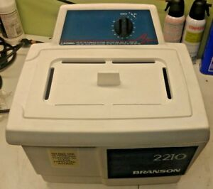 Bransonic 2210 2210r mt Ultrasonic Cleaner
