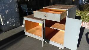 Heavy Duty large Capacity Rolling Table cabinet work Bench