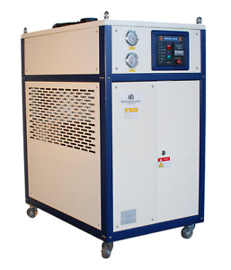 5 Ton Air Cooled Chiller Industrial Water Chiller Portable Hc 05paci 220v 3ph