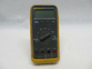 Fluke True Rms Meter Multimeter 85 Iii