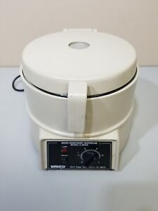 Used Unico Micro hematocrit Lab Centrifuge With 24 Places Rotor C mh30