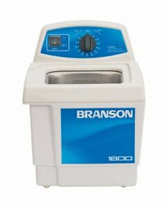 Branson M1800h Ultrasonic Cleaner W Mechanical Timer Heater Cpx 952 117r 0 5g