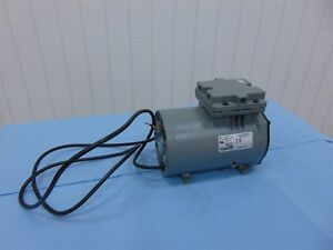 Thomas 617cd22 Oil less Wob l Piston Compressor vacuum Pump 220v 50hz 2 3a