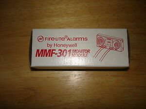 Fire Lite Mmf 301 new