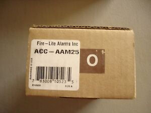 Fire Lite Acc aam25 new