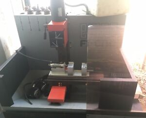 Emco F1 Cnc Mill With Extra Collets And Stepper Motors Can Ship