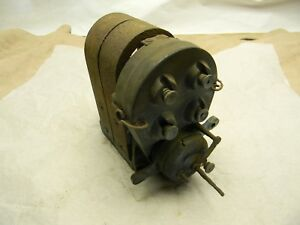 Vintage 1914 18 Simms Magneto Su4d Four Cylinder Truck Tractor Auto Motorcycle