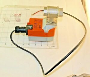 Belimo Actuator 2 Way B218 Valve tf24 Us