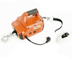 450kg 4 6m Portable Household Small Electric Crane With Wireless Remote Control
