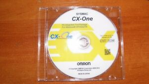Omron Plc Programming Software Cx One V4 40 With Keycode Activation