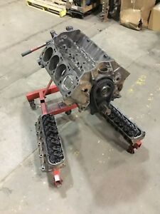 1988 Ford 351w Windsor Long Block Stock Bore We Ship