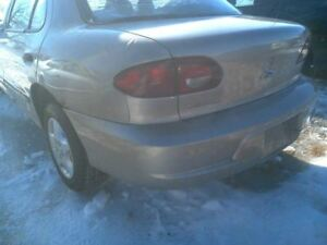 Seat Belt Front Bucket Coupe Driver Buckle Fits 00 05 Cavalier 2638839