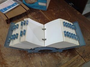 Rolodex V546 With 500 Cards In Original Box