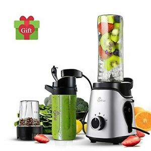 Small Blender Personal Smoothie Blender With Unique Vacuum Function 2 in 1 Sin
