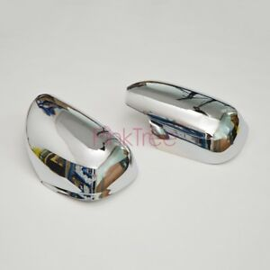 Chrome Side Wing Door Mirror Cover For Toyota 4runner 2003 2009 Car Accessories
