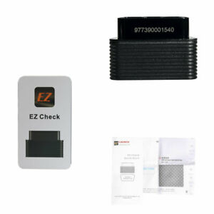 Launch Golo Ezcheck Obdii Eobd Diagnostic Scanner For Diyers On Iphone Android