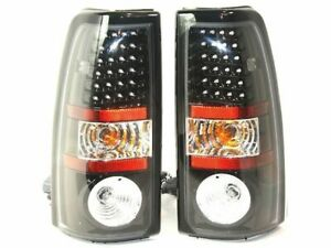 Tail Light Assembly For 1999 2007 Chevy Silverado 1500 2003 2000 2006 D277fk