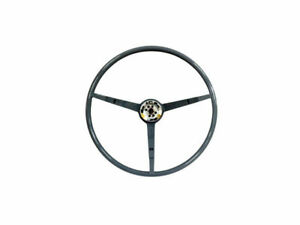 Steering Wheel For 1965 1966 Ford Mustang Gt Y797pd