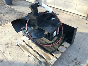 Stout Skid Steer Stump Grinder Model Sg13r 5 20 Gpm
