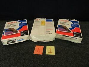 Xerox Copy Paper 1500 Sheets Office 8 5 X 11 White Color Printing 98 Brightnes