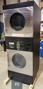 Commercial Laundry Equipment Coin Operated Maytag Dryer Mlg33pdaws 5