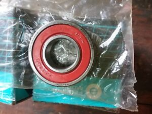 Federal Mogul 202 cc1 0 625 Bore Radial deep Groove Ball Bearings lot Of 6