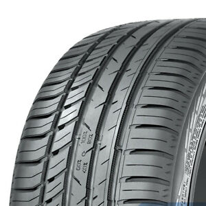 2 New 225 45r17 Inch Nokian Zline A S Tires 45 17 R17 2254517 45r 500aaa