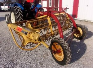 New Holland 256 Hay Rake Nice And Tight Can Ship 1 85 Per Loaded Mile