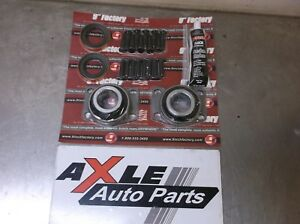 Ford 9 Rear Axle Big Bearings Lug Studs Seals Master Install Service Kit Set
