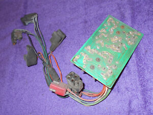 1970 Cougar Convertible Xr7 Eliminator Orig Sequential Turn Signal Relay Unit