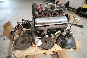 1956 Chevrolet Chevy Engine 265 Complete Engine Corvette Bel Air