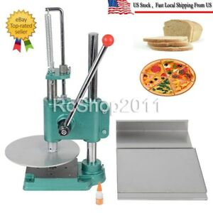 Us 8 6 Inch 22cm Household Pizza Dough Puff Pastry Manual Press Machine