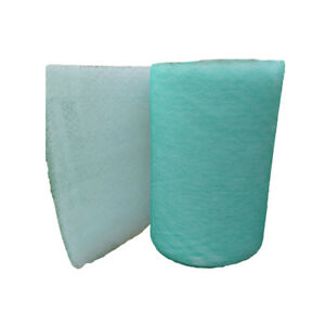 Msfilter Paint Spray Booth Exhaust Filter Roll 24 x 300 Ft 15 Gram