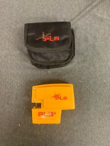 Pacific Laser Systems Pls4 Self leveling Point And Line Laser Tool Pls 60574