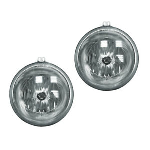 Fits 2005 2007 Jeep Liberty Driver Passenger Fog Light Assembly 1 Pair