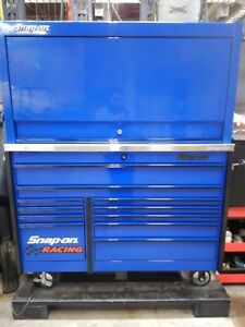 Snap On Tool Box Krl722 With Stainless Steel Top And Hutch