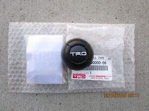 Fits 06 09 Toyota Yaris Trd Manual M T Shift Knob With Trd Logo Brand New