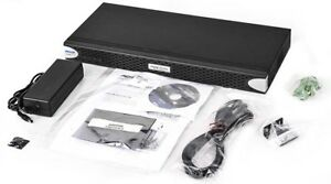 Pelco Schneider Enc5216 Rackmount Digital Sentry Direct Attached Video Encoder
