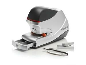 Swingline Optima 45 Electric Stapler 45 sheet Capacity 5 000 Staples Included