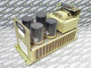 Used Ceag 86 264ac890co 25dc 60hz Power Supply Assembly 25 5vdc 35a