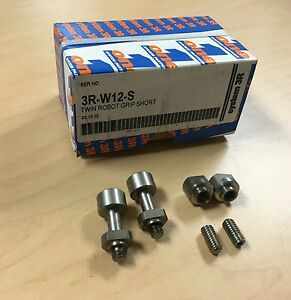 System 3r 3r w12 s Automation Twin Grip Short Edm Tooling