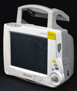 Philips Intellivue Mp30 M8002a Vital Signs Touchscreen Patient Monitor Parts