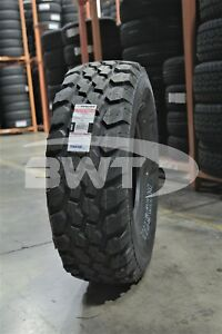 4 New Nankang Mudstar Radial Mt Mud Tires 3157516 315 75 16 31575r16