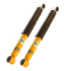 Pair Set Of 2 Rear Bilstein B6 Perf Shock Absorbers For Porsche 944 From 09 84