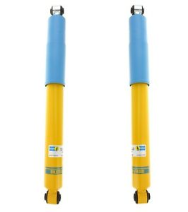 Pair Set Of 2 Rear Bilstein B6 Perfomance Shock Absorbers For Vw Vanagon 80 91