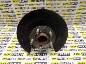 Vauxhall Mokka 1 7 Cdti Left Side Rear Hub With Abs Sensor